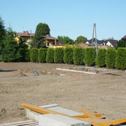 wykonanie kompleksowo ogrodu