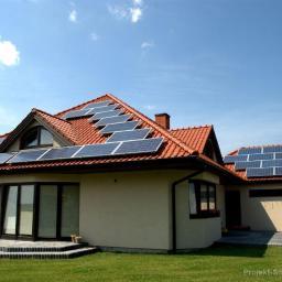 Projekt Solartechnik Polska - Kolektory słoneczne Czerniewice