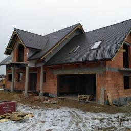 Domy murowane Miękinia 4