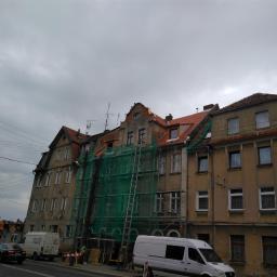 Wymiana dachu Lubsko 2