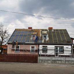 Wymiana dachu Lubsko 13