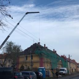 Remont Dachu Gubin ul Barlickiego  1-3