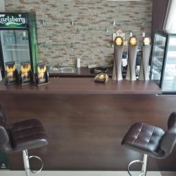 Bar w hotelu ''KLAUDIA''