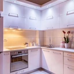 Kuchnia w prywatnym mieszkaniu (kraków)