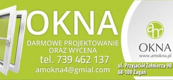 AM OKNA - Parapety Żagań