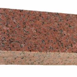 kostka granitowa czerwony