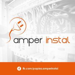 AMPER INSTAL - Montaż oświetlenia Łomża