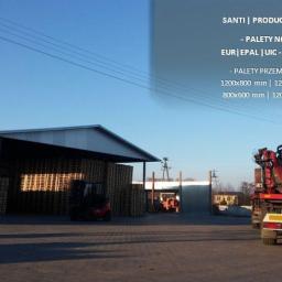 SANTI Dorota Kaleta | Producent palet - Opakowania Kompozytowe Lututów