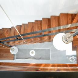 Schody drewniane Płaza 6