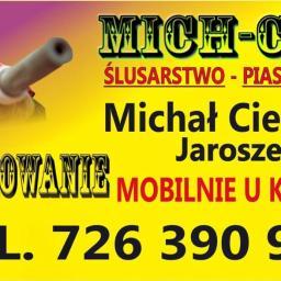 MichCiel-Usługi Piaskowania - Czyszczenie przemysłowe Żnin