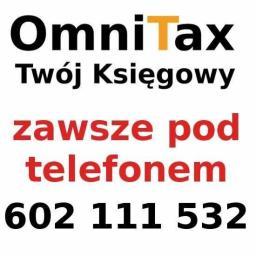 OmniTax Biuro Rachunkowe - BHP, ppoż, bezpieczeństwo Warszawa