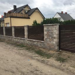 KLT SYSTEM Mateusz Kaźmierczak - Ogrodzenia drewniane Bydgoszcz