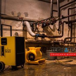 Tech-Team Osuszanie Budynków / Wynajem Osuszaczy - Osuszanie Rumia