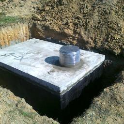 SZAMBUD Szamba betonowe - Instalacje sanitarne Skała