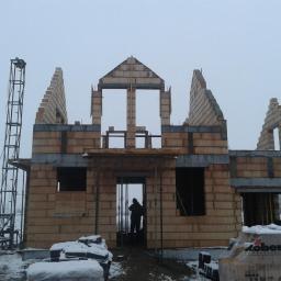 USŁUGI BUDOWLANE-DEKARSKIE - Montaż więźby dachowej Rokietnica