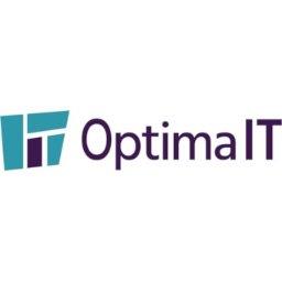 Optima IT Paulina Rymanowska - Projektowanie logo Toruń