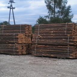 FHTradePol - Skład drewna Wola Prażmowska
