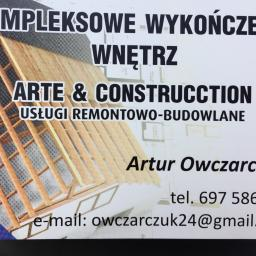 Arte&Construccion - Ocieplanie Pianką PUR Białystok