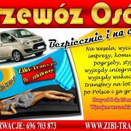 ZIBI-TRANS - Transport Chłodniczy Czeladź