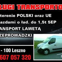 FIrma Transportowo-Handlowa Bogdan Maciejewski - Przeprowadzki międzynarodowe Leszno