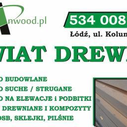 Anwood Daniel Trafalski - Skład drewna Łódź