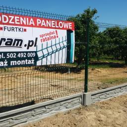 EXBRAM PAWEŁ PACAN - Fundamenty Pod Dom Drzewica