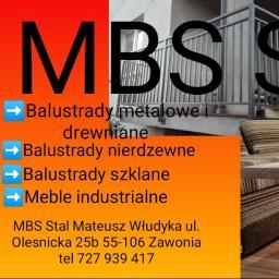 MBS Stal - Firma remontowa Zawonia
