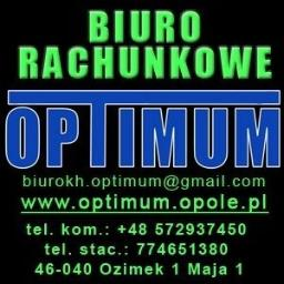 BIURO RACHUNKOWE OPTIMUM - Usługi finansowe Ozimek