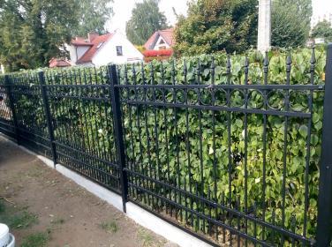 STALZEN - Montaż ogrodzenia Pogorzelice