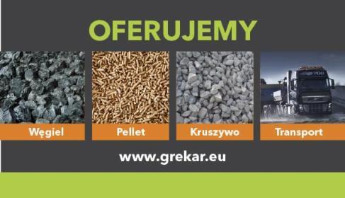 GREKAR Grzegorz Kałuża - Ekogroszek Kalisz