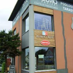 Demoprojekt Centrum Parkieciarzy s.c - Drzwi Drewniane Radom