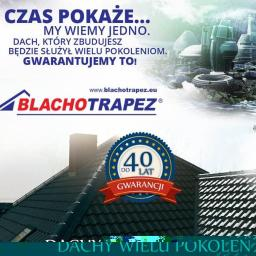 Blachotrapez Sp. z o.o. Ciechanów - Dachy Ciechanów