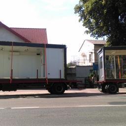 OLIWIER TRANSPORT CECELAK RAFAŁ - Transport ciężarowy krajowy Mława