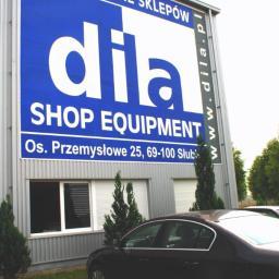 DILA POLAND Spółka z ograniczoną odpowiedzialnością - Ubrania Robocze Słubice