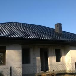 BUD-MAR - Pokrycia dachowe Komarów-Osada