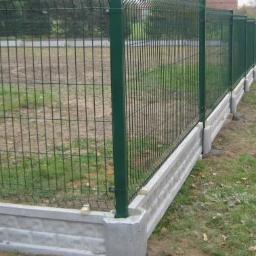 PPHU LESZBUD - Ogrodzenia betonowe Lyski