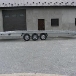 AUTOKLINIKA - Transport Samochodu z Włoch Sobków