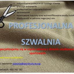 Nordre - Szwalnia Warszawa