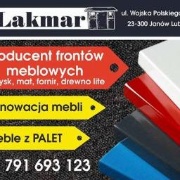 "Mariusz Bajko ""lakmar"" - Meble Drewniane Janów Lubelski"