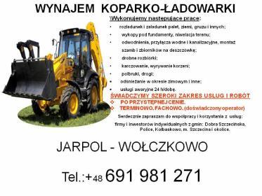 Jarpol - Instalacje sanitarne Wołczkowo