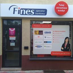 Fines Operator Bankowy Żory - Kredyt Przez Internet Żory