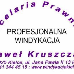 Kancelaria Prawnicza Paweł Kruszczak - Dochodzenie wierzytelności Kielce