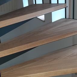 Schody drewniane Świdwin 17