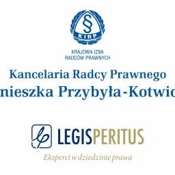 Agnieszka Przybyła-Kotwicka, Radca Prawny - Adwokat Oława