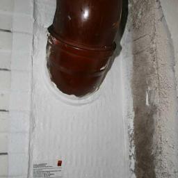 Bierna ochrona ppoż - rury