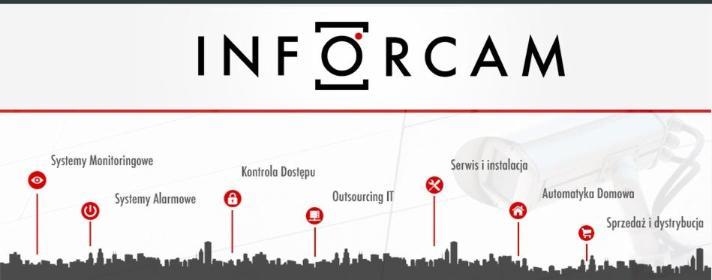 INFORCAM - Inteligentny dom Poznań