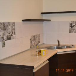 Kuchnia-projekt klientki