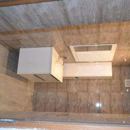 Łazienka-projekt klienta