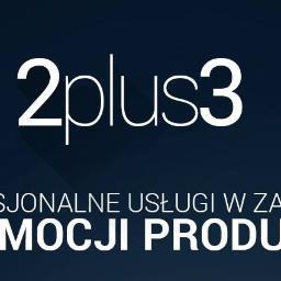 """""""2 PLUS 3"""" - Haftowanie na Ubraniach Poznań"""