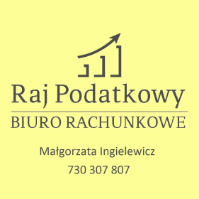 Biuro Rachunkowe RAJ PODATKOWY Małgorzata Ingielewicz - Usługi Elbląg